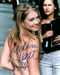 Melissa Joan Hart 3 (10x8)   Slight Signature lift on last name.