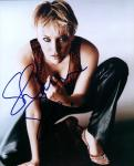 Sharon Stone 3 (10x8)   Excellent Signature.
