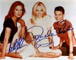 VIP Cast 1 (10x8)   Signed by all three with some slight lifting but nothing too bad.