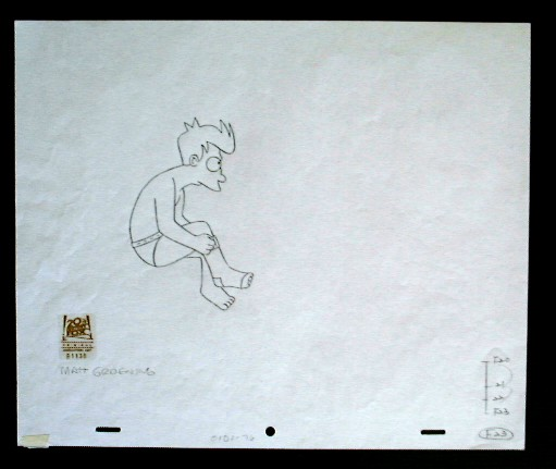 drawing-futurama-fry1-signed