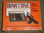 1976: Binatone TV Master MK6 1 Box