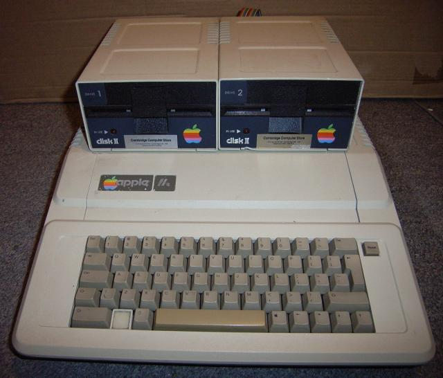 1983: Apple IIe
