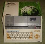 1983: Sharp MZ-700