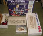 1986: Commodore 64C
