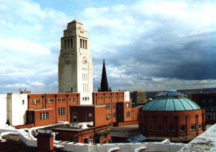 Leeds University Tower